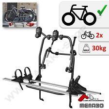 MENABO POLARIS 2 Porte-vélos sur Hayon avec Attelage