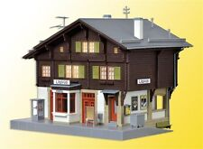 "Kibri 39497 - H0 KIT "" Railway Station litzirueti "" NEW ORIGINAL PACKAGING"
