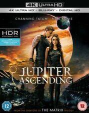Jupiter Ascending 4k Ultra HD Blu-ray Includes Digital Download 2016