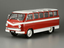 RAF-977D Latvia Soviet Minibus USSR 1961 Year 1/43 Scale Collectible Model Car