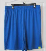 Tek Gear® DRY TEK Above the Knee Shorts Truly Cobalt Men's Sz L NWT MSRP$30