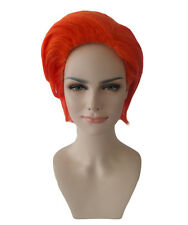 FEMALE DAVID BOWIE 'ZIGGY STARDUST'  'LADY GAGA' STYLE COSTUME WIG  | HD-1098