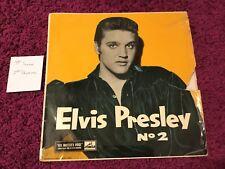 Elvis Presley - HMV Rock n Roll No. 2 LP (Number 2).