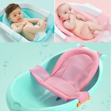 Baby Newborn Toddler Washing Bath Sling Net Hammock Tub Support Kids Easy Shower