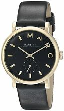 New Marc Jacobs Baker Gold-Tone Stainless Steel Women's Watch MBM1269
