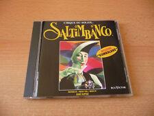 CD colonna sonora Cirque du Soleil-saltimbanco - 1992 - 11 canzoni