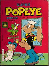 SUPER POPEYE POCHE ALBUM N°2 FÉVRIER/MARS 1986