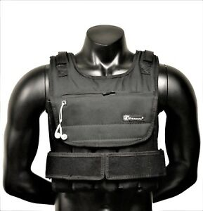 S pro weight vest (Short)-premium quality best for cross fit training 12-60lbs