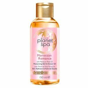 2 x Planet Spa Moroccan Romance Bath & Shower Oil