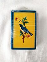 Blue Jay Playing Cards with 1940's US Treasury Tax Stamp A.P.C. Co