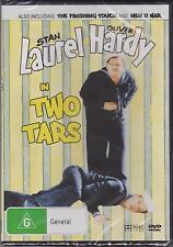 LAUREL & HARDY - TWO TARS - DVD - NEW -