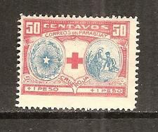 PARAGUAY # M-VII MHR ARGENTINA RED CROSS BRANCH IN PARAGUAY 1922