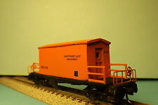 Wisconsin Southern #X-103 Transfer caboose N-Scale Custom built & Painted