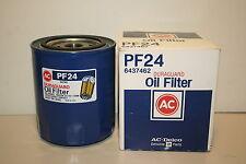 Vintage Pf24 Duraguard Ac Oil Filter