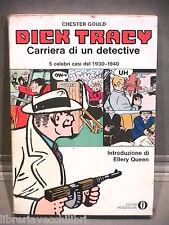 DICK TRACY Carriera di un detective Chester Gould Mondadori Oscar 457 Fumetti di