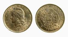 pci3878) Dos centavos ARGENTINA 1891  Bronze