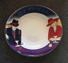 Sango Cafe Americana Soup Bowl Ceramics 4911