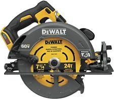 DEWALT DCS578B FLEXVOLT 60V MAX Circular Saw with Brake, 7-1/4-Inch, Tool Only