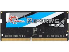 G.SKILL Ripjaws Series 4GB 260-Pin DDR4 SO-DIMM DDR4 2400 (PC4 19200) Laptop Mem