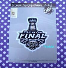 2016 NHL Stanley Cup Final Finals Patch San Jose Sharks vs Pittsburgh Penguins