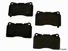 Disc Brake Pad Set-Meyle Ceramic Front,Rear WD Express 520 10010 504