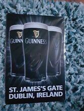 Guinness Pints Metal Sign Plaque ManCave Beer Retro Pubbar Vintage Shed Garage