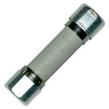 5Pcs 8A 250V 5*20mm ceramic body time-lag axial lead fuse4H