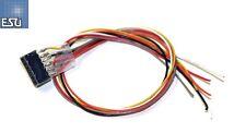ESU 51951 Kabelsatz mit 6-poliger Buchse nach NEM 651, 300 mm Länge - NEU + OVP