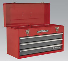 Sealey AP9243BB Topchest 3 Drawer Portable With Ball Bearing Runners
