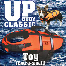 'TOY' (Extra-small) DOG LIFE JACKET + CATS! lifejacket