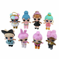 8PCS/SET LOL Lil Outrageous 7 Layer Surprise Series Dolls Kids Toy Gifts