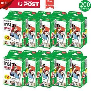 Fujifilm Instax Mini Film Fuji instant photos 9 8 90 25 50 7s Polaroid & glasses