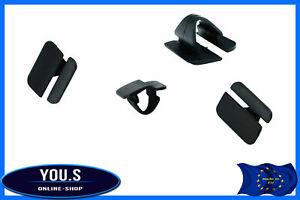 10x Clip Motorhaube Dämmmatte FORD Focus Kuga C-Max Mondeo Galaxy - 1251866 -NEU