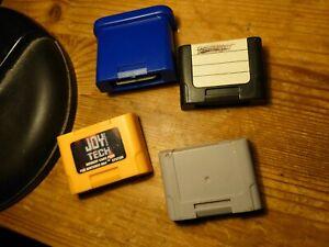 Joy Tech N64 Nintendo 64 Memory Card Untested -