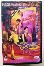 MO' BETTER BLUES [vhs, Cic Video, 1991, 124']