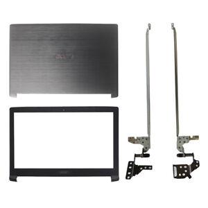 FOR Acer Aspire 3 A315-53 A315-53G N17C4 LCD Back Cover Black Bezel cover Hinge
