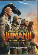 Jumanji: the next level (2020) DVD