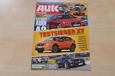 77429) Subaru XV - Sonderdruck Autozeitung 06/2012