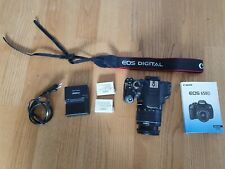 Canon EOS 650D with 18-55mm f/3.5-5.6 is II Lens Kit and JVC Stereo Microphone