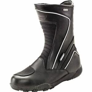 Joe Rocket Meteor FX Waterproof Boots - Black/White, All Sizes