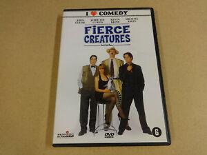 DVD / FIERCE CREATURES ( JOHN CLEESE, JAMIE LEE CURTIS, KEVIN KLINE... )