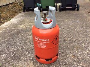 6kg calor lite gas bottle Full