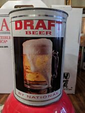 Draft Beer Gallon Beer can