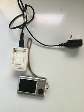 Sony Camera Cyber-shot Mega Pixels 5.1 Mpegmovie Vx With Charger