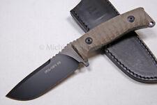 FOX Knife - FX 131 MGT Pro Hunter Knife - Hunting Knife   (F26)