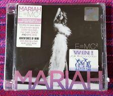 Mariah Carey ~ E=MC2 ( Malaysia Press ) Cd