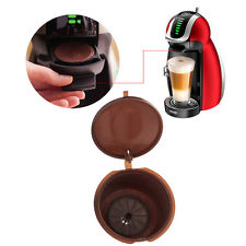 NEW Refillable Reusable Coffee Capsule Pods Cup for Nescafe Dolce Gusto Machine