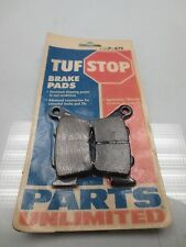 Parts Unlimited TSRP-875 TUF-STOP Brake Pads