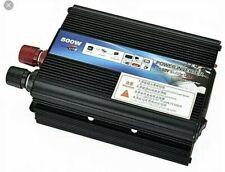 + 500W Power Inverter DC12V - AC110V Car Solar Modified Sine Wave Converter 59:4