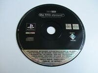 The Fifth Element Sony PlayStation 1 PS1 Rare Promo Game FREE UK POSTAGE